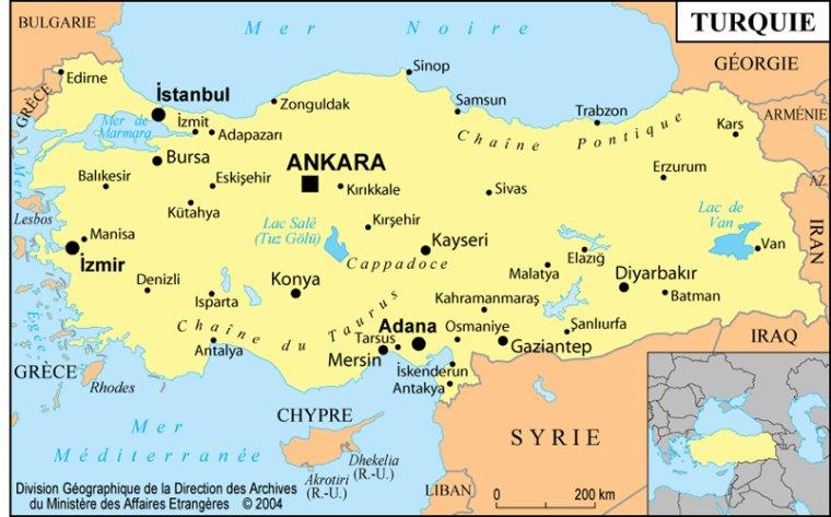 Les Pays _ _ Turquie