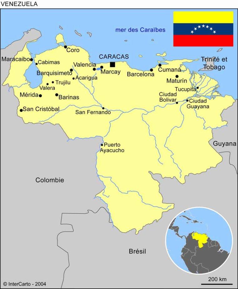Les Pays _ _ Venezuela