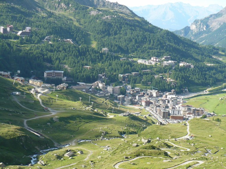 Les plus hauts villages d'Europe _ _ Breuil-Cervinia