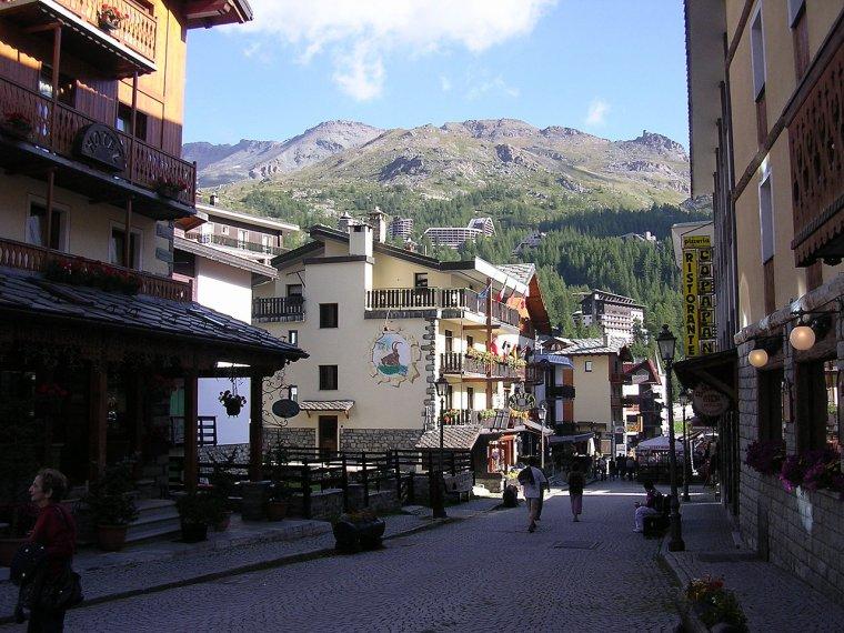 Les plus hauts villages d'Europe _ _ Breuil-Cervinia
