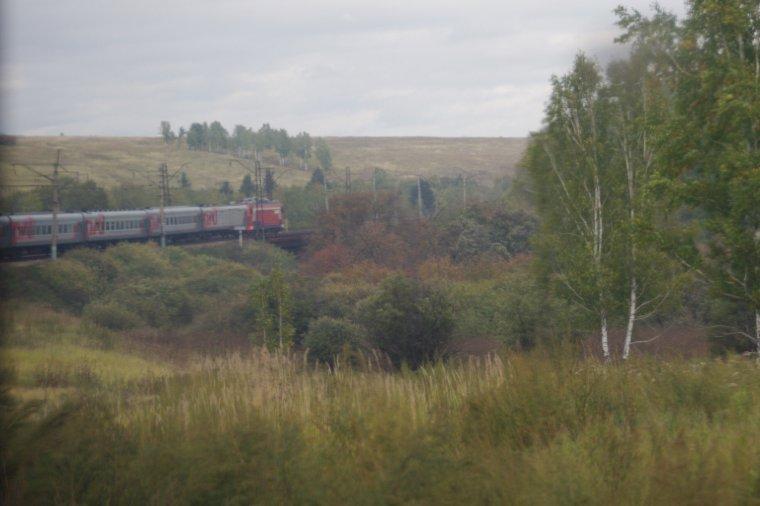 Trains de légende _ Le Transsibérien, Asie