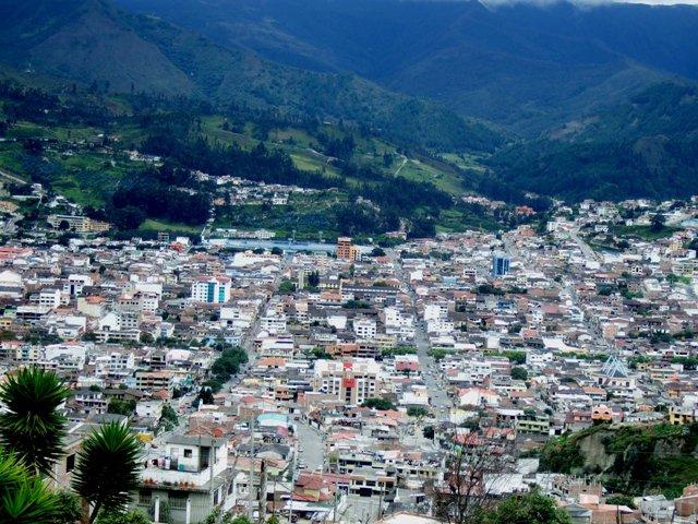 Villes les plus hautes du monde _ _ Loja (Équateur)