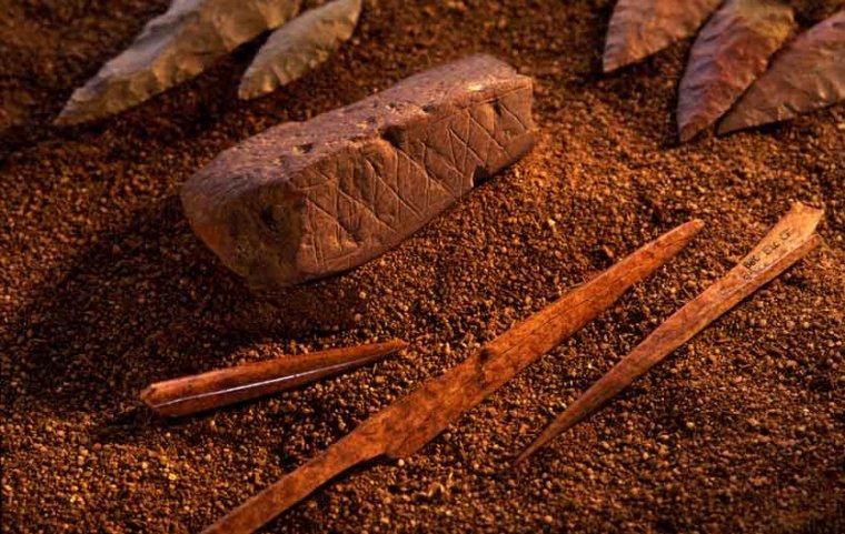 Géologie _ _ Grotte de Blombos