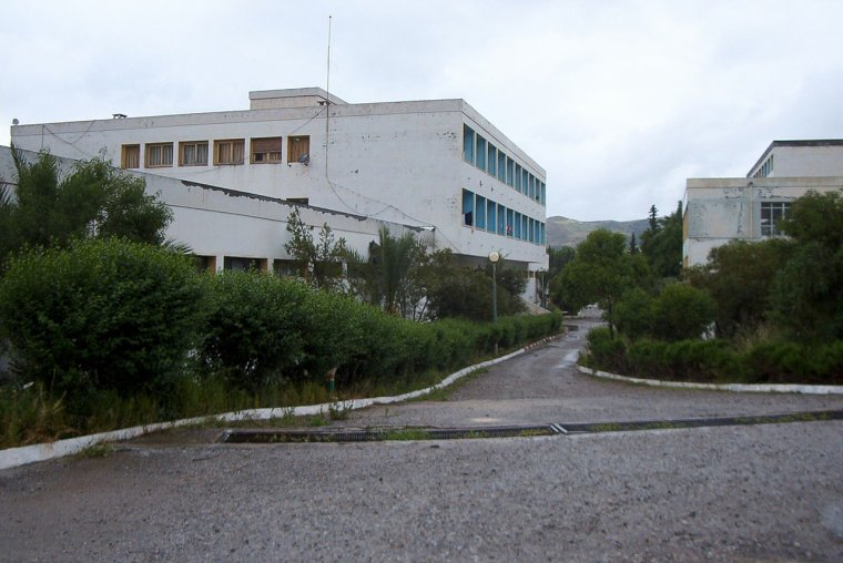 Stations Thermales _ _ Hammam Guergour _ Algérie