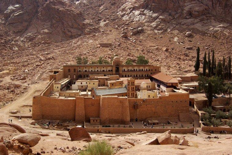 Monastère Sainte-Catherine du Sinaï