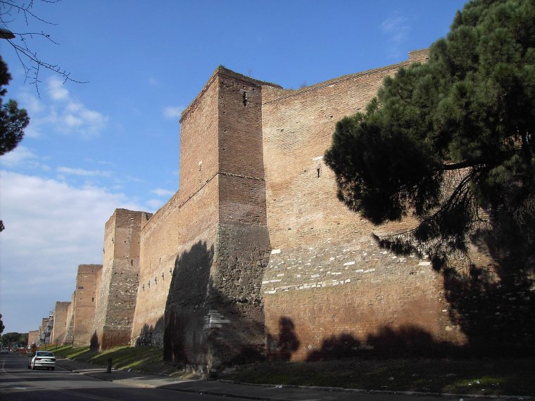 Mur d'Aurélien