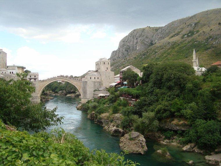 Architecture Urbaine _ Stari Most