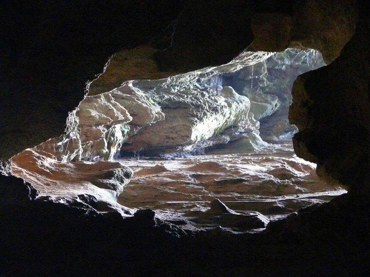 Géologie _ _ Grottes d'Hercule (Tanger)