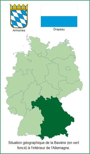 Allemagne  -  Bavière