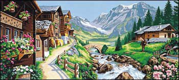 Les plus hauts villages _ _ Pas de la Casa