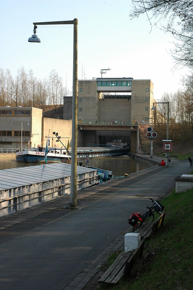 Grands Canaux de Transport _ _ Canal Rhin-Main-Danube