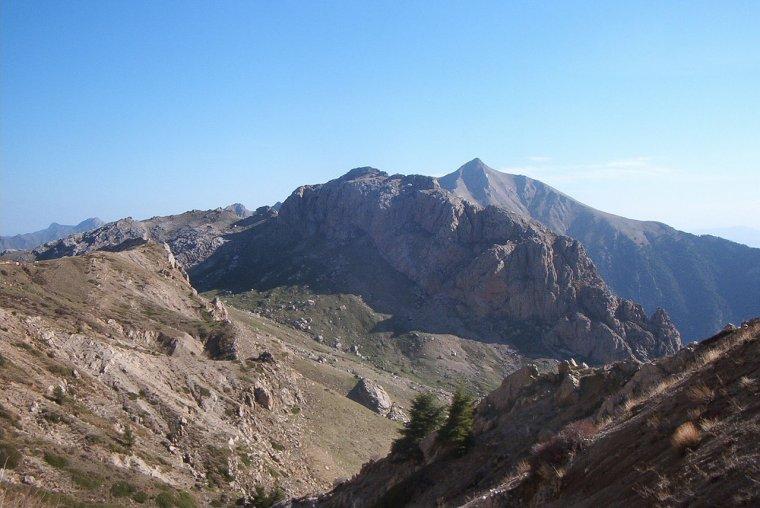 Chaîne de montagne _ _ Atlas