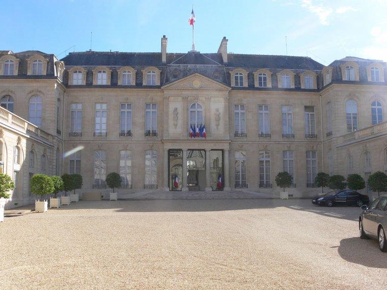 Château et Palais _ _ Palais de l'Élysée