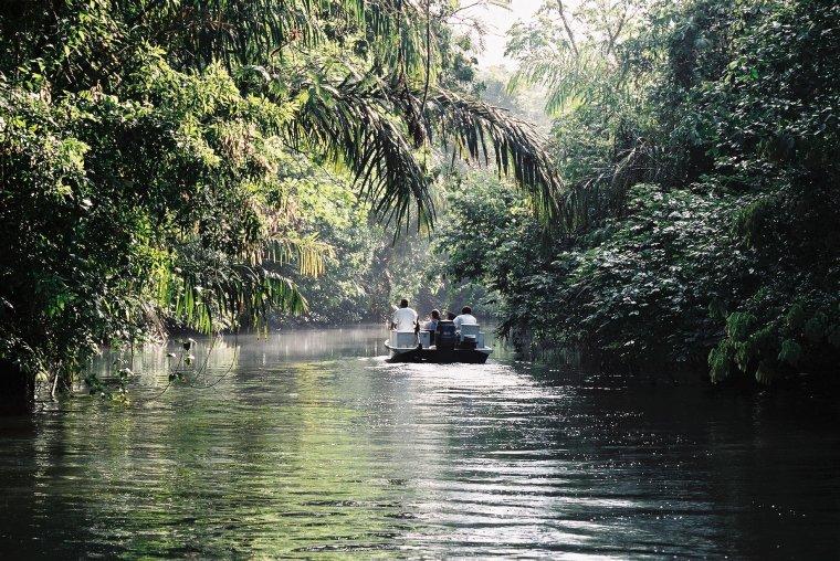 Tourisme au Costa Rica