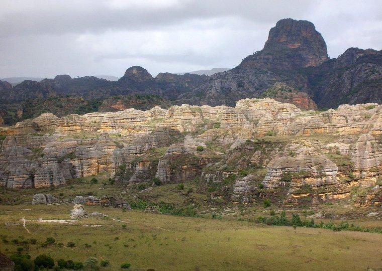Madagascar _ Parc national de l'Isalo