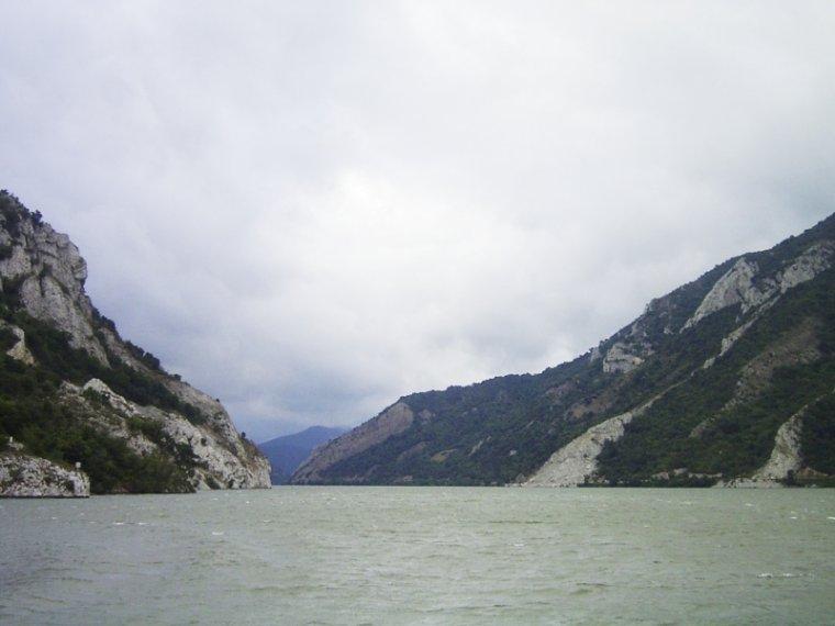 Bassin versant d'Europe _ Danube