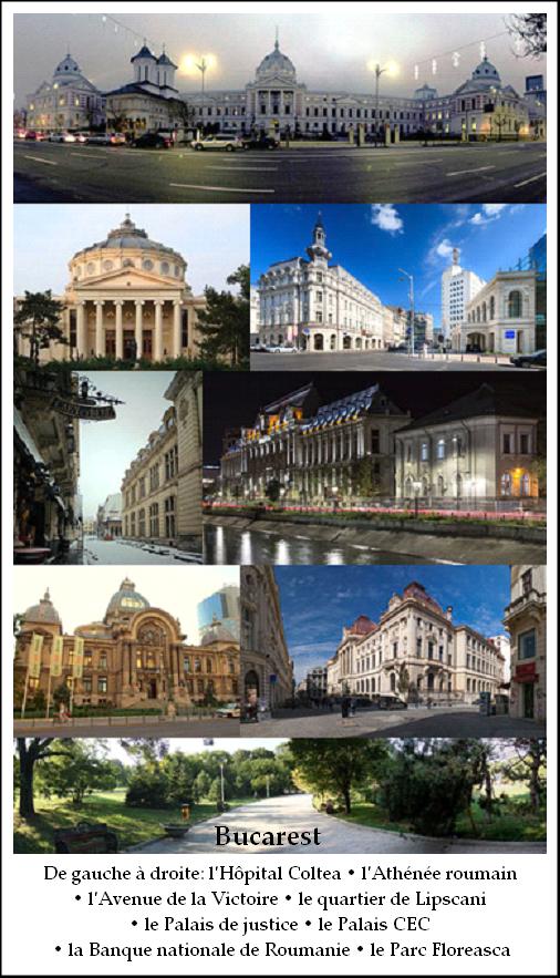 Les Pays _ _ Roumanie