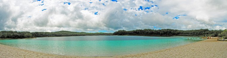 Îles et archipels _ île Fraser