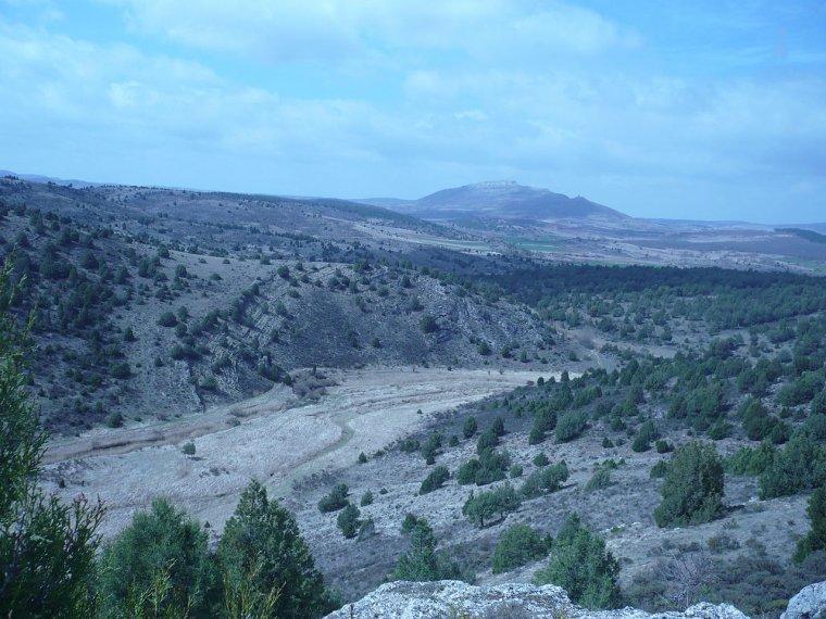 Géologie  -  Cluse