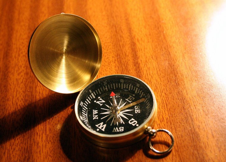 Instrument de navigation _ Boussole