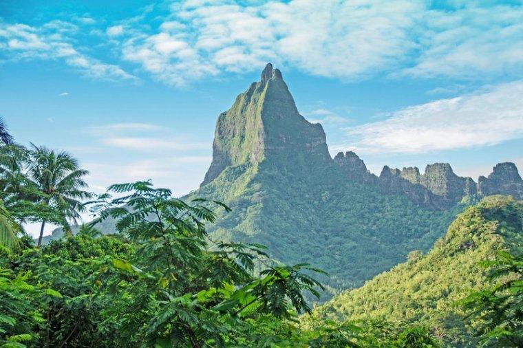 Six montagnes qui prouvent que la nature est curieuse
