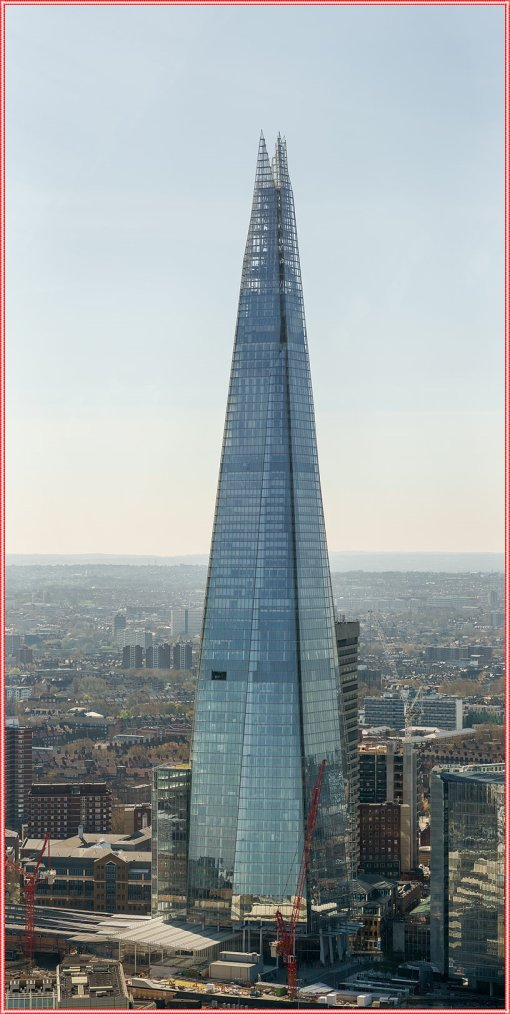 Architecture Urbaine _ Tour The Shard.