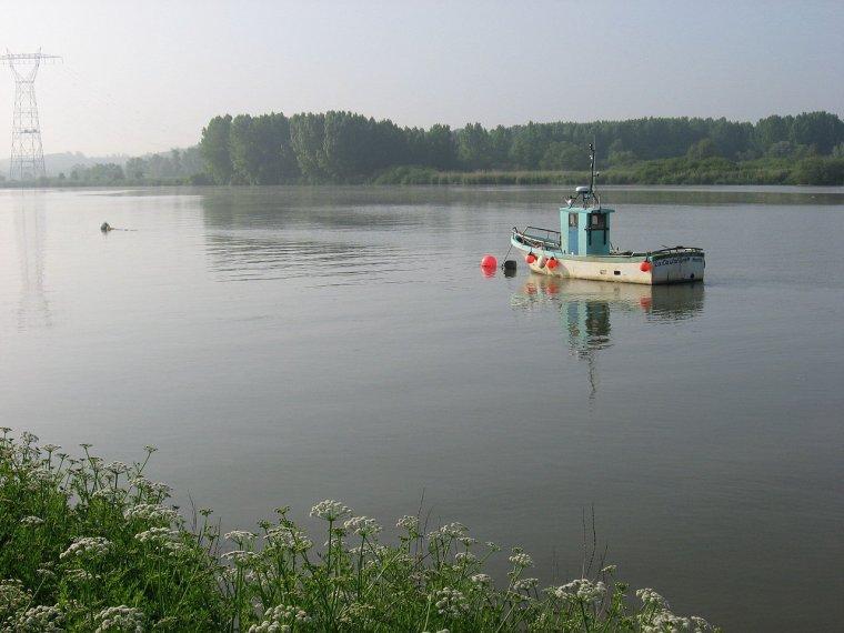 Bassin versant d'Europe _ La Loire