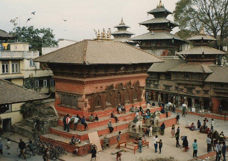 Les Capitales _ Katmandou