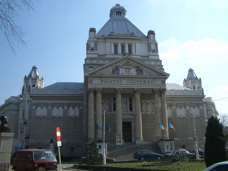 Grandes Villes _ Arad, Roumanie