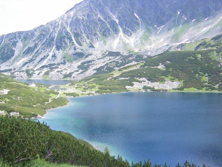 Chaîne de montagne _ Carpates