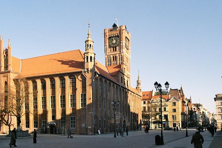 Tourisme en Pologne _ Toruń
