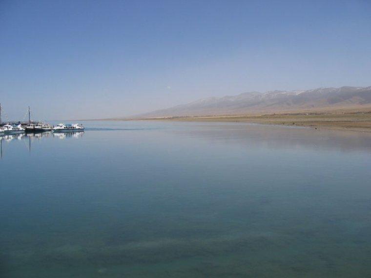 Lac Qinghai