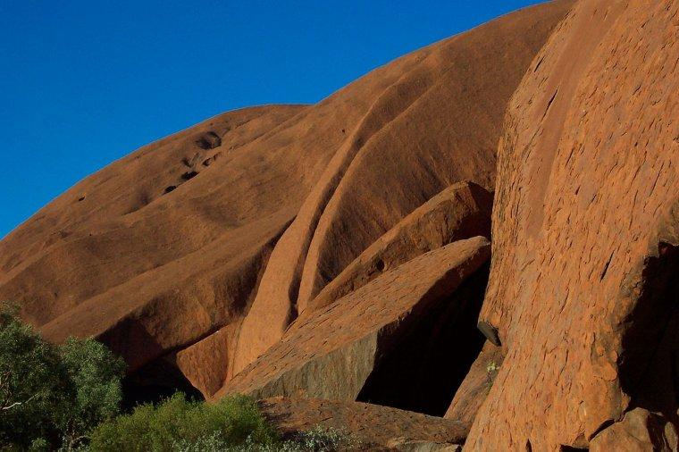 Lieux Sacrés _ Uluru