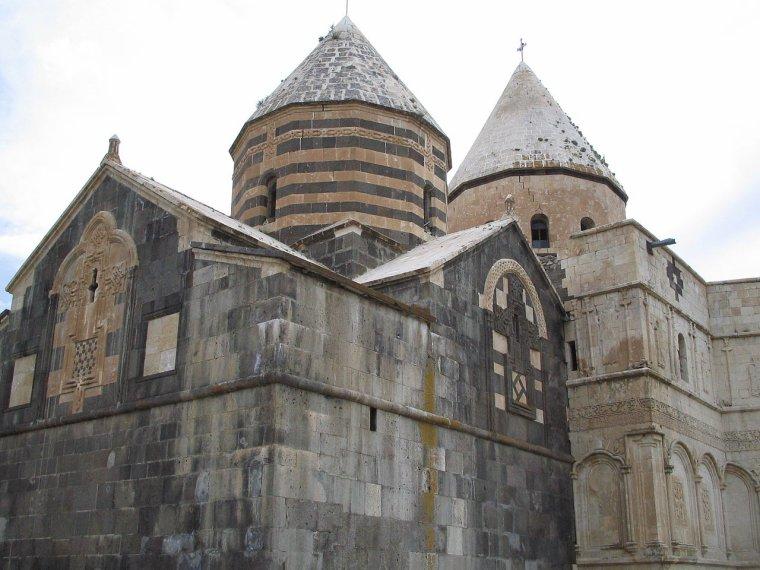 Monastère de Saint-Thaddée