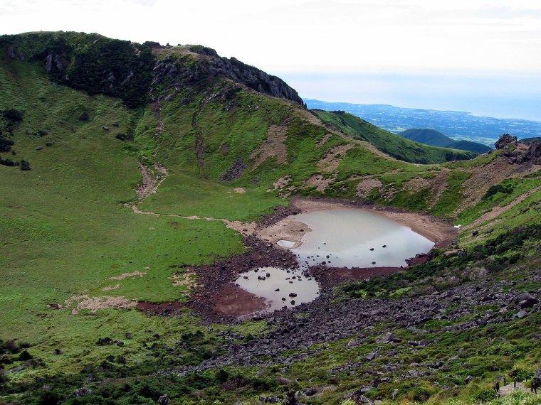 Corée du Sud _ Île volcanique et tunnels de lave de Jeju