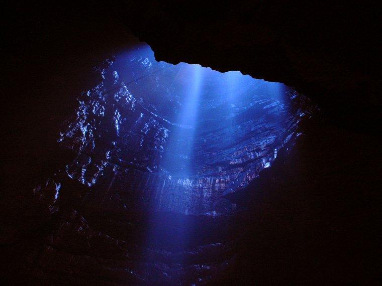 Cavités Naturelles _ Gaping Gill