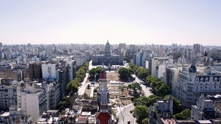 Les Capitales _ Buenos Aires