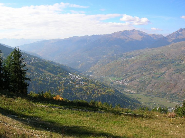 Vallée de la Tarentaise