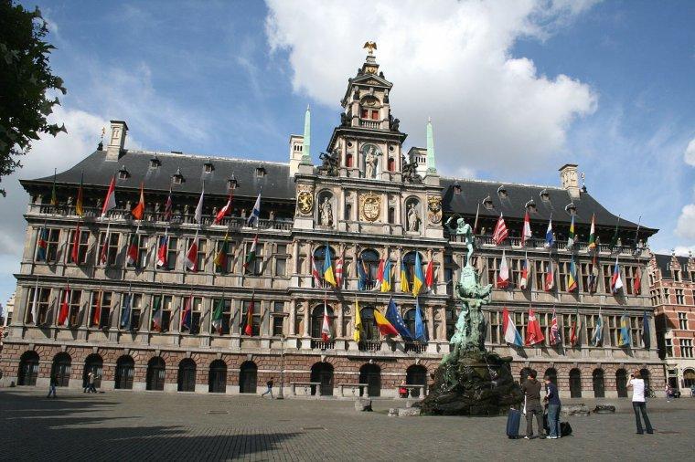 Les Grandes Ville d'Europe _ Anvers