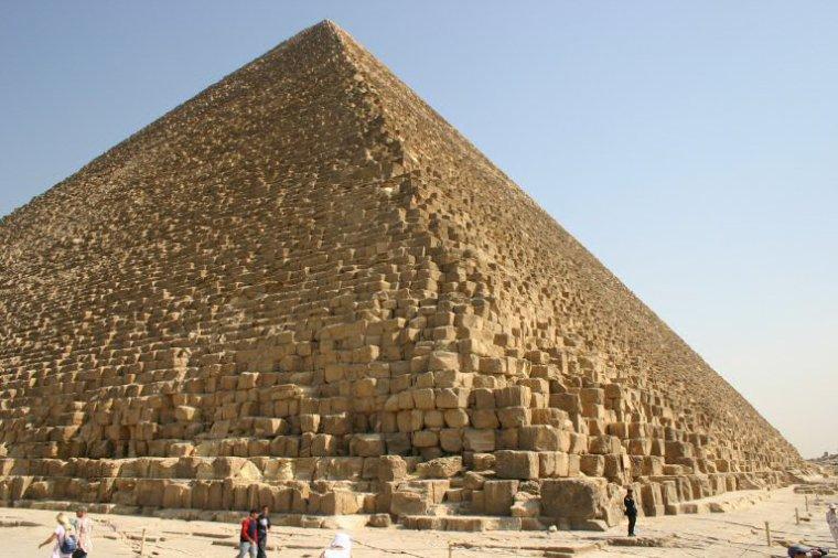 Les 7 Merveilles du monde _ Pyramide de Khéops