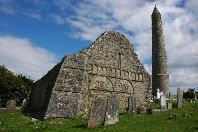 Cathédrale Saint-Declan d'Ardmore