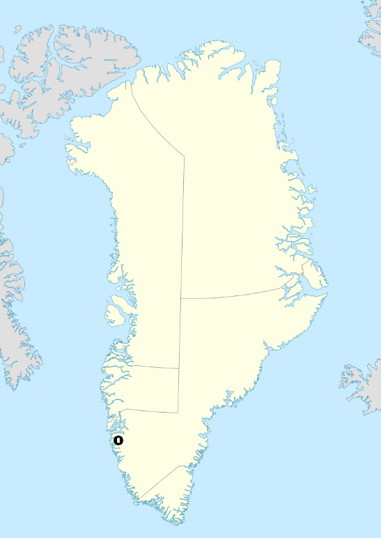 Les Capitales _ Nuuk