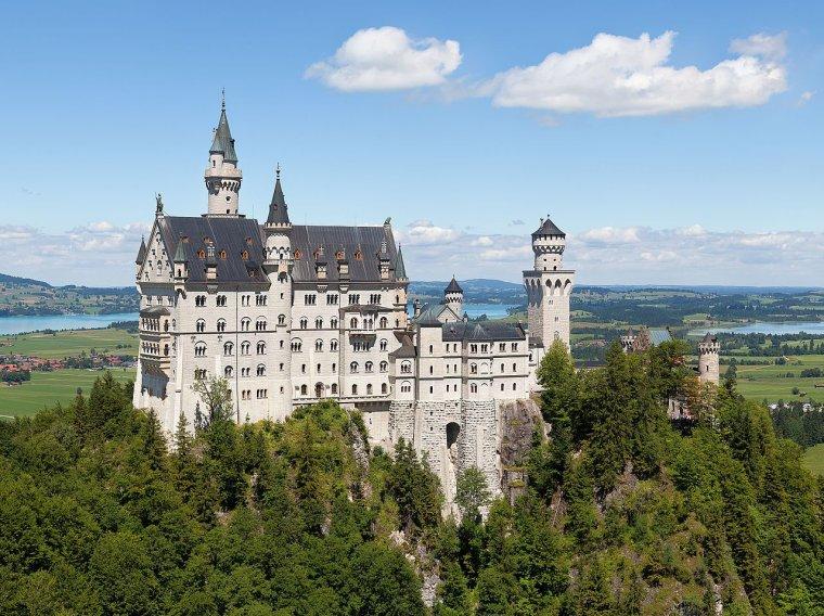 Château de Neuschwanstein
