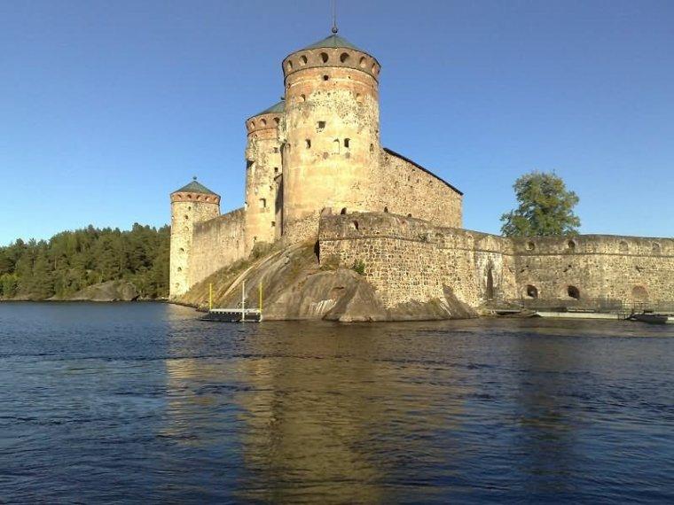 Olavinlinna    (la forteresse d'Olaf)