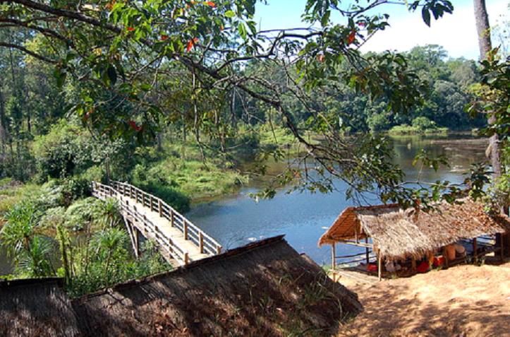 Parc nationaux du Cambodge