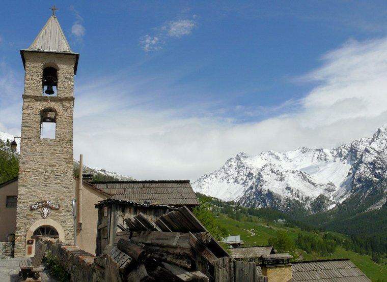 Les plus hauts villages _ Saint-Véran