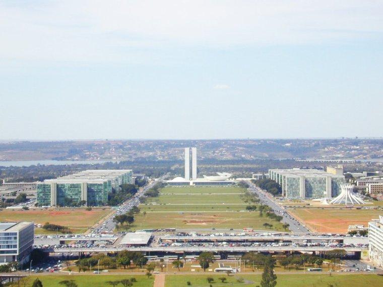 Capitale du Brésil  _  Brasilia