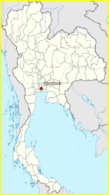 Bangkok _ Thaïlande