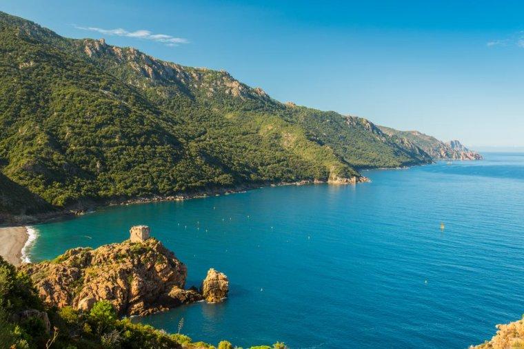Les plus beaux sites naturels de Corse