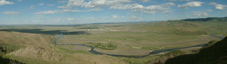 Mongolie _ Vallée de l'Orkhon